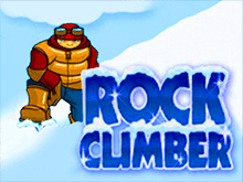 Rock Climber играть на деньги в казино Эльдорадо