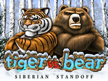 Tiger vs Bear Слот