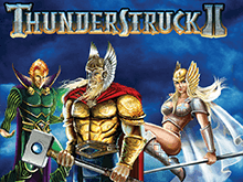 Thunderstruck II играть на деньги в казино Эльдорадо