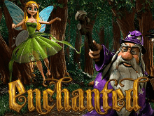 Enchanted играть на деньги в казино Эльдорадо
