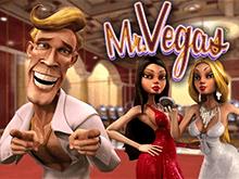 Mr. Vegas играть на деньги в казино Эльдорадо