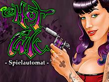 Hot Ink играть на деньги в казино Эльдорадо
