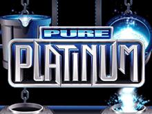 Pure Platinum играть на деньги в клубе Эльдорадо