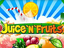 Juice'n'Fruits играть на деньги в клубе Эльдорадо