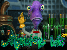 Лаборатория Монстров в интернет-казино