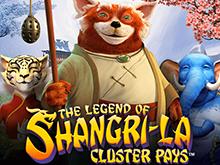 Играйте в новый автомат Легенда Шангри-Ла с выводом